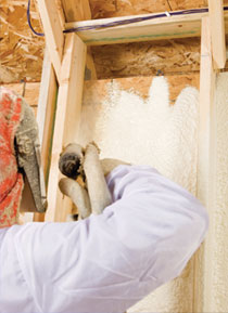 St Paul Spray Foam Insulation Services and Benefits